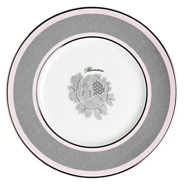 ROSE LACE DESSERT PLATE (Set 6 pcs)