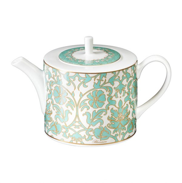 LILY ROCOCO TEA POT-COFFEE POT