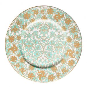 LILY ROCOCO CHARGER PLATE