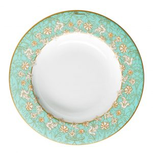 LILY ROCOCO SOUP PLATE