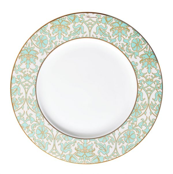 LILY ROCOCO DINNER PLATE