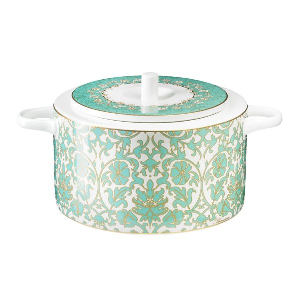 LILY ROCOCO SOUP TUREEN