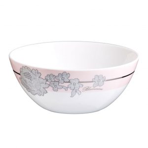 ROSE LACE SOUP BOWL